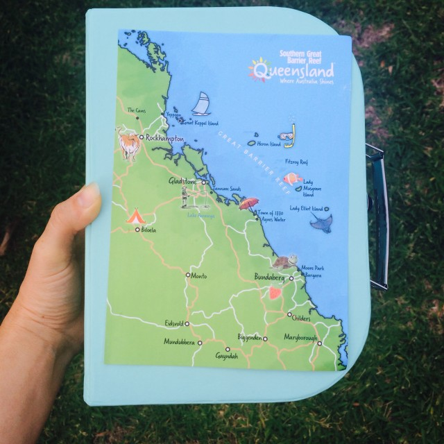 Southern Great Barrier Reef Region