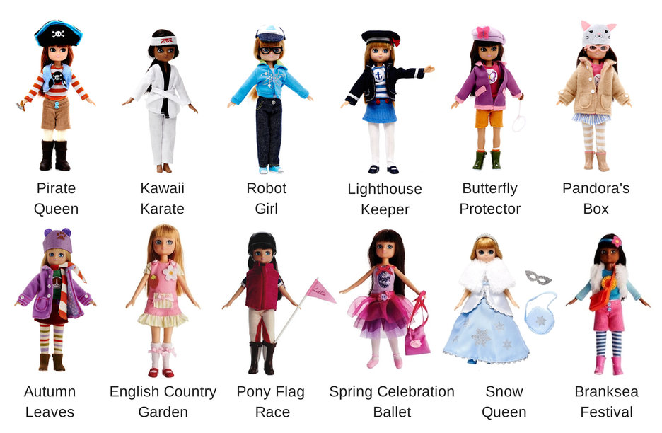 Lottie Doll Range - Review