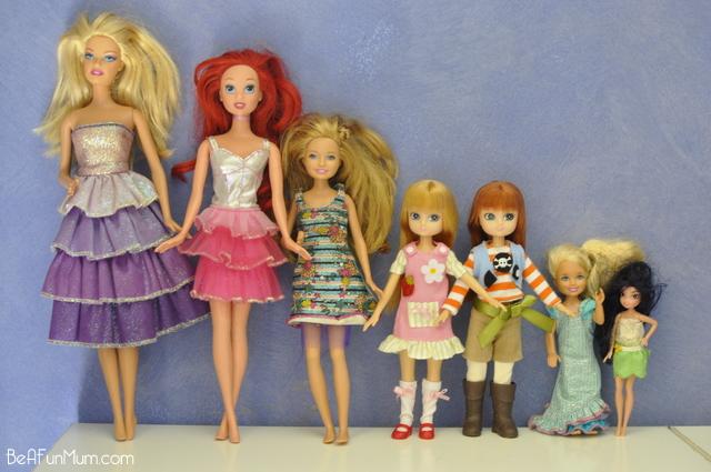 Lottie Doll - Size