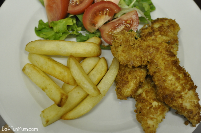 Crispy Crumbed Chicken Recipe