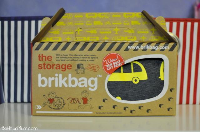 Brikbag Review