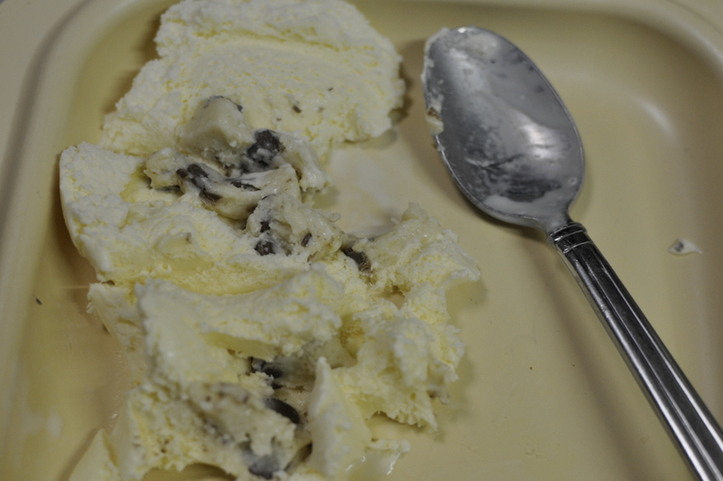 Edible Cookie Dough Recipe for Ice Cream