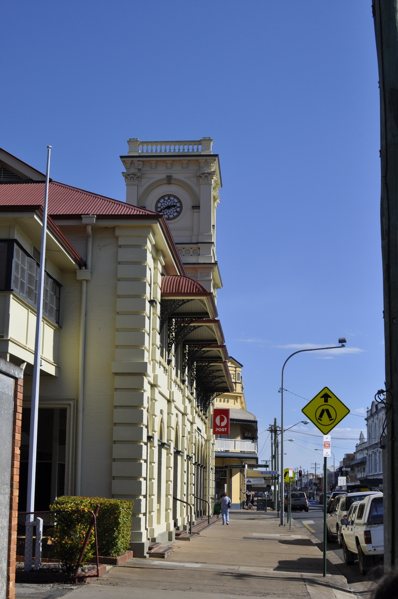 Post Office- Maryborough - Fraser Coast - Queensland - Home of Mary Poppins!