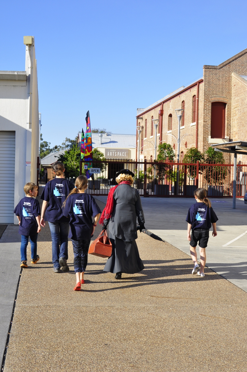 Mary Poppins Tour - Maryborough, Fraser Coast - Queensland
