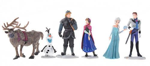 Frozen-Figure-Play-Set-Anna-Elsa-Hans-Kristoff-Sven-Olaf-6pcs-set-classic-toys