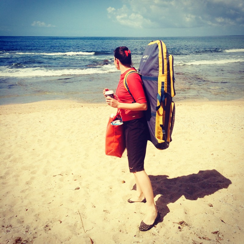 Beach staples