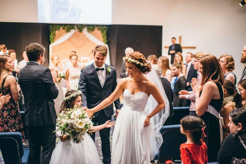 Wedding - Matt and Emma