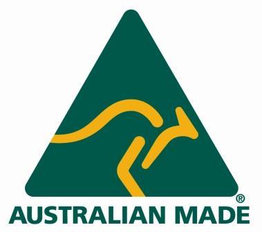 Australian Made Logo CMYK
