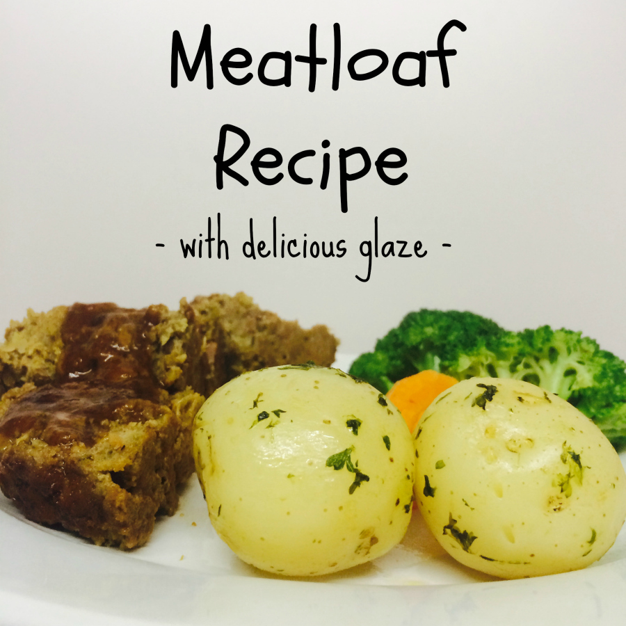 Meatloaf Recipe (with delicious glaze)