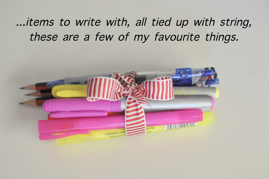 End of Year Teacher Gift Ideas - Stationery Packs