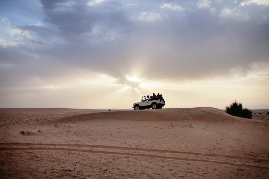 Sundowner Desert Safari - Dubai