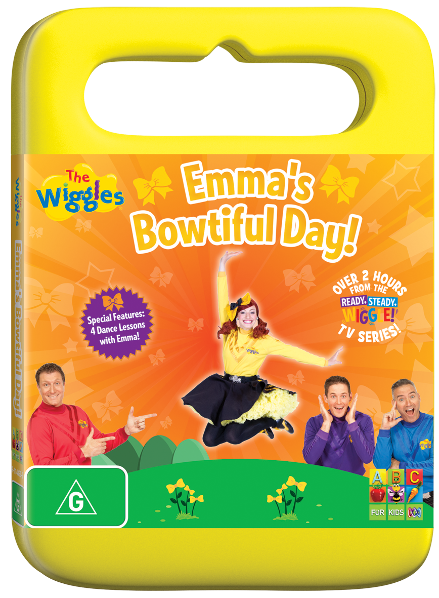 Wiggles Emma's Bowtiful Day DVD