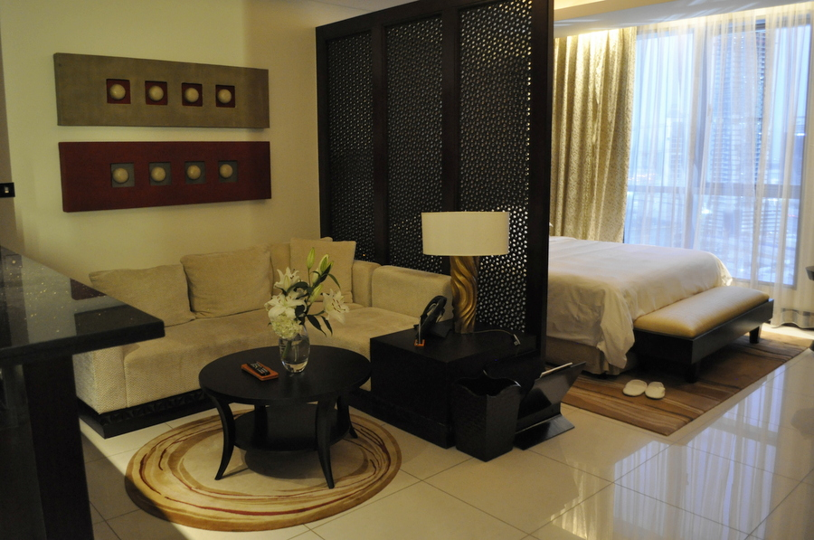 The Address Downtown - Dubai - room