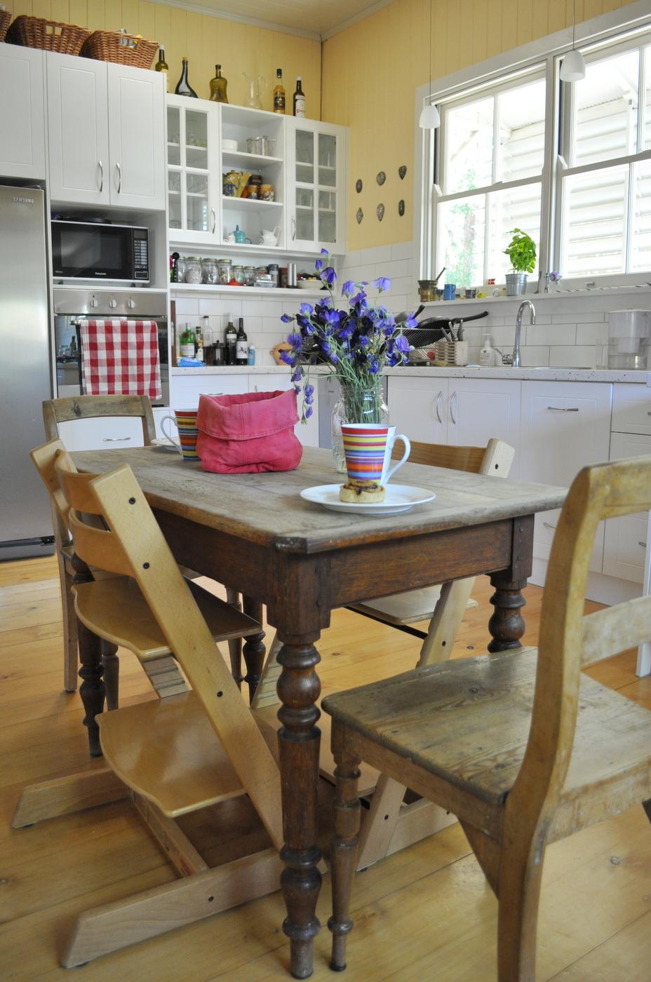Family Home Ideas - kitchen