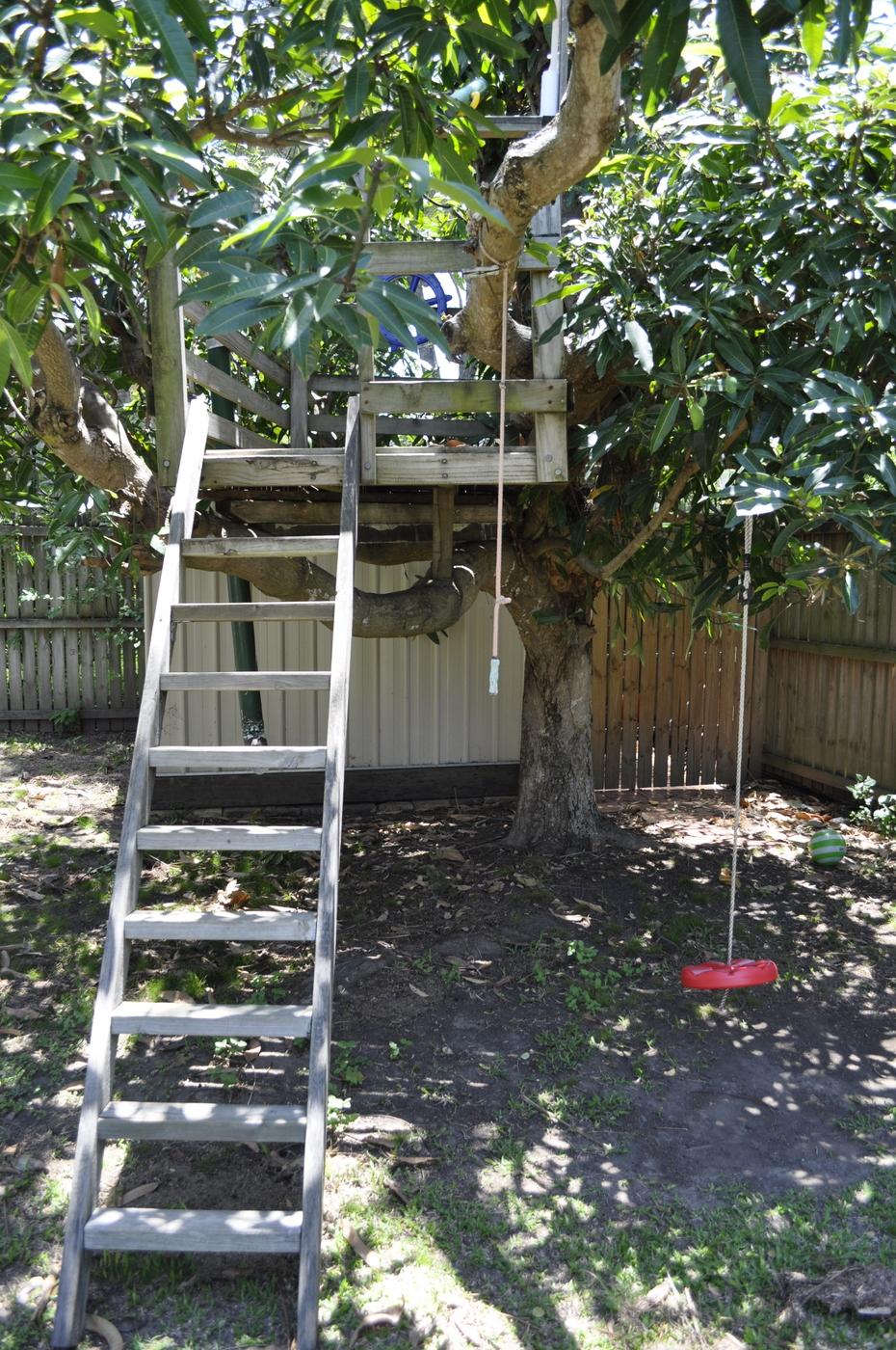 Family Home Ideas - tree house