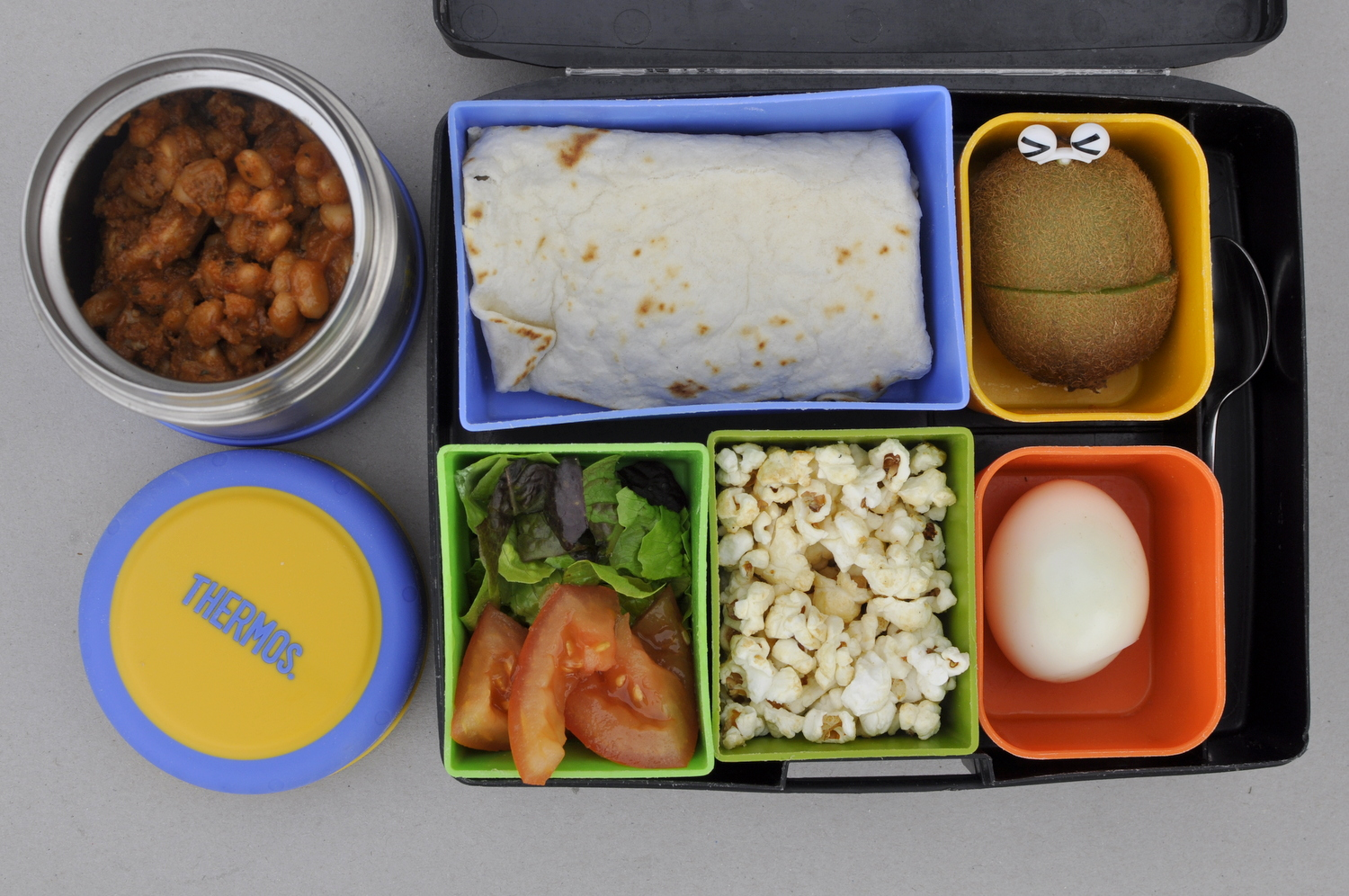 DIY Wrap for the lunch box
