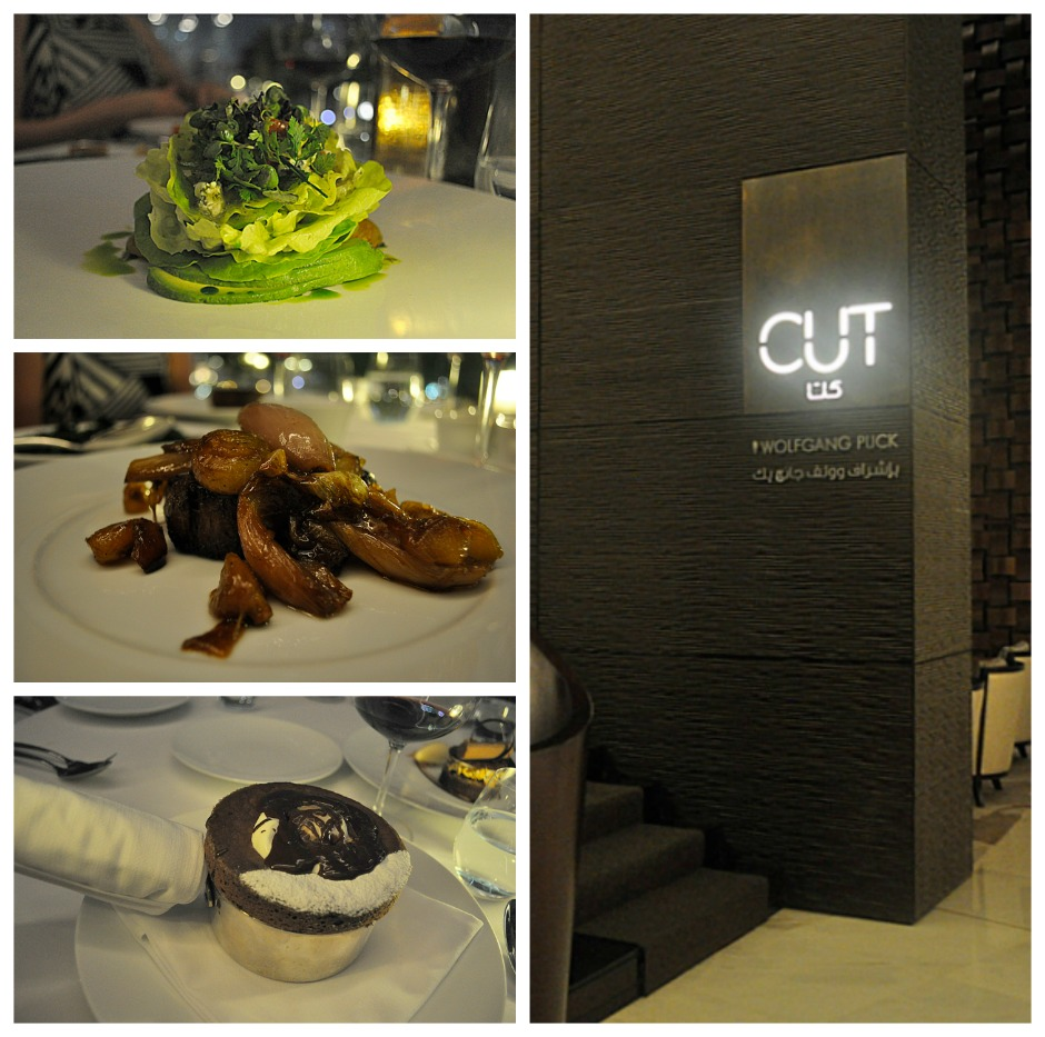 Restaurant - CUT by Wolfgang Puck
