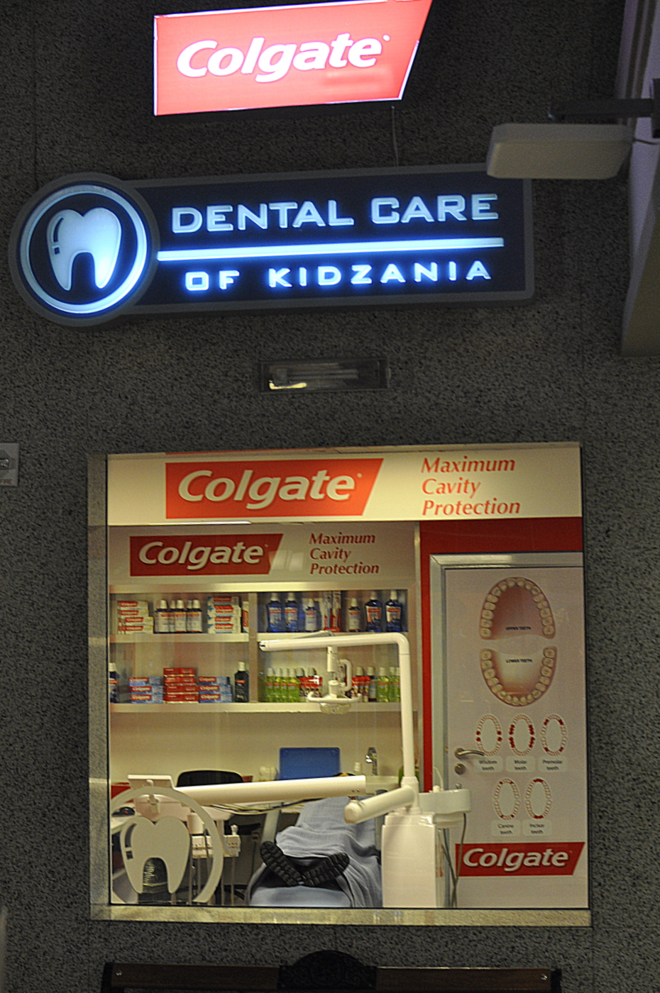 KidZania - Dubai - a child-sized city run by kids, for kids - dentist