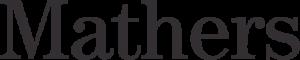Mathers Logo Black