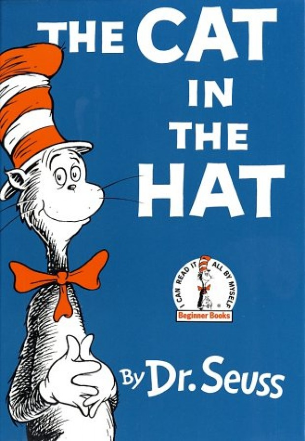Cat in the Hat by Dr Seuss