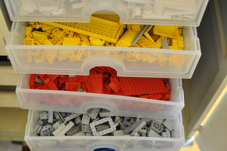 Lego Storage Drawers