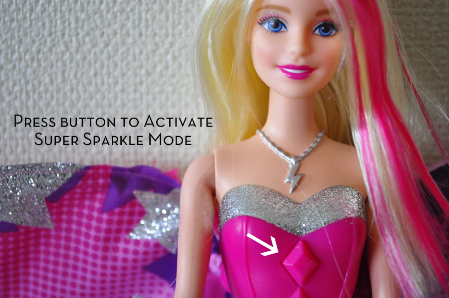 Princess Kara Super Sparkle - From Barbie in Princess Power