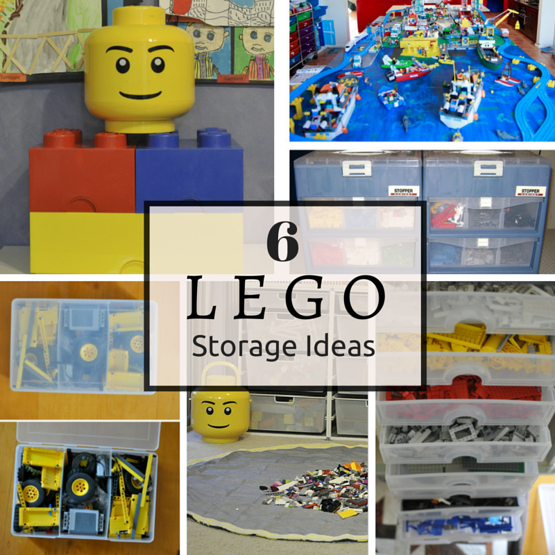 Perfect Lego Storage Ideas