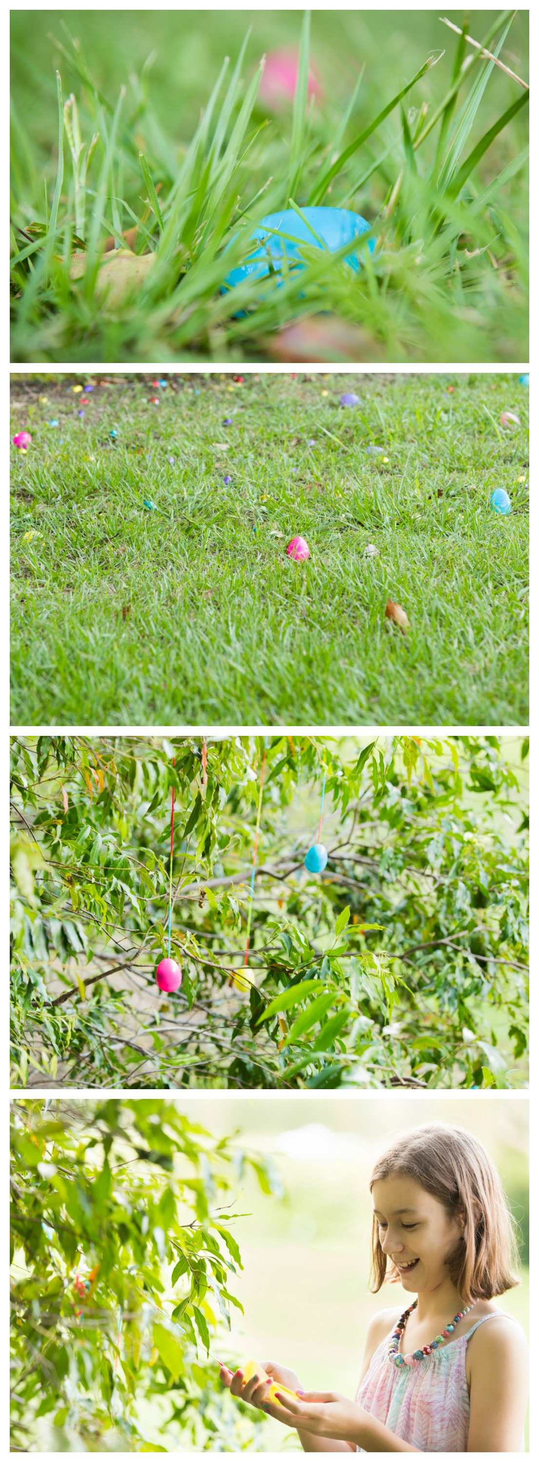 Easter Egg Hunt - Egg Tree