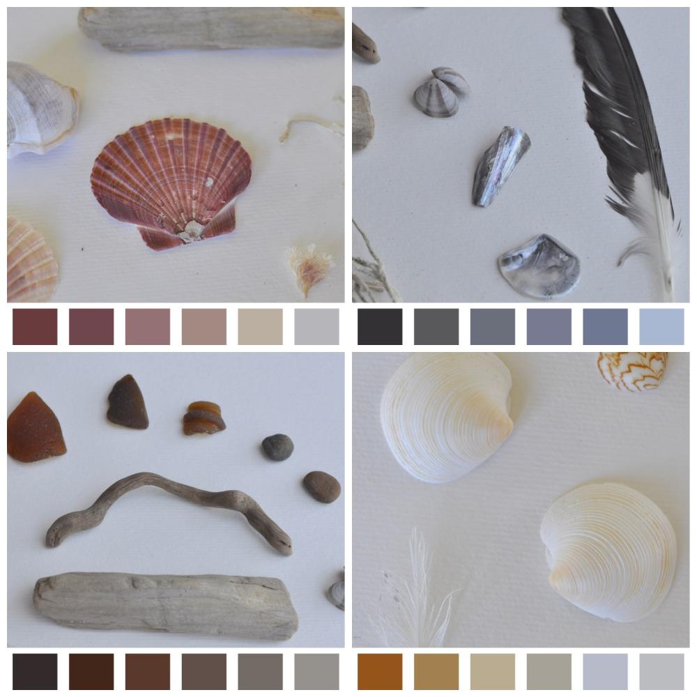 Beach Treasures - Colours
