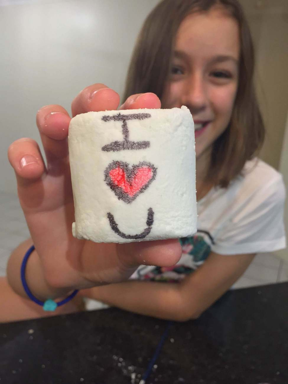 Cute Marshmallow Messages
