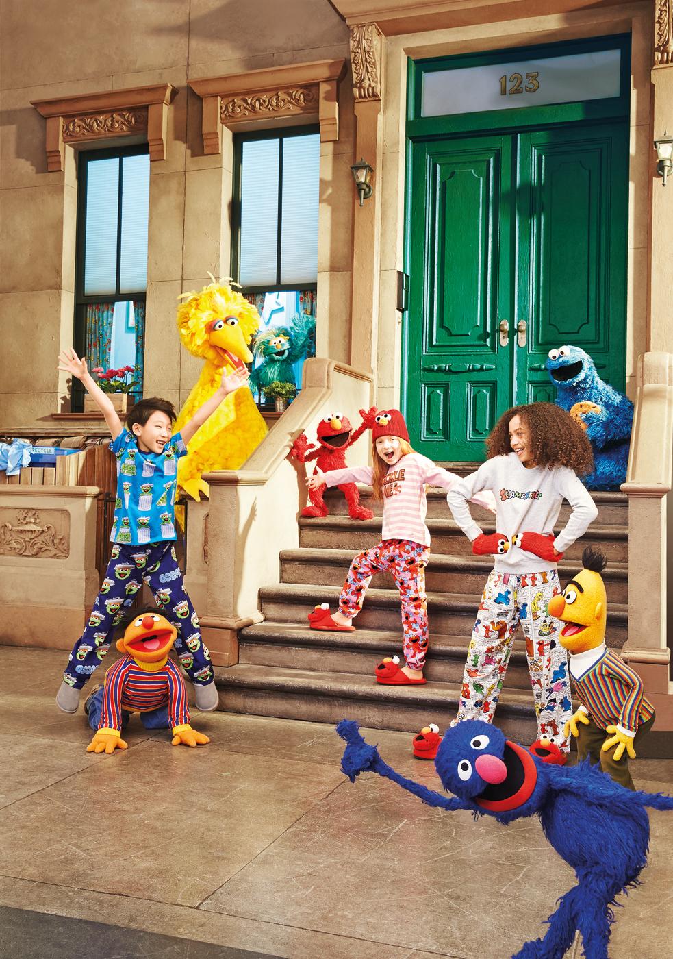 Peter Alexander Sesame Street Pyjamas