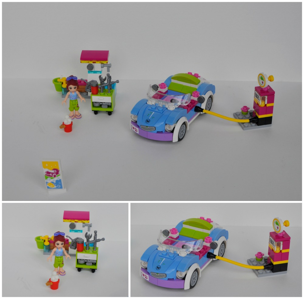 Lego Friends - Heartlake City - Mia's Roadster