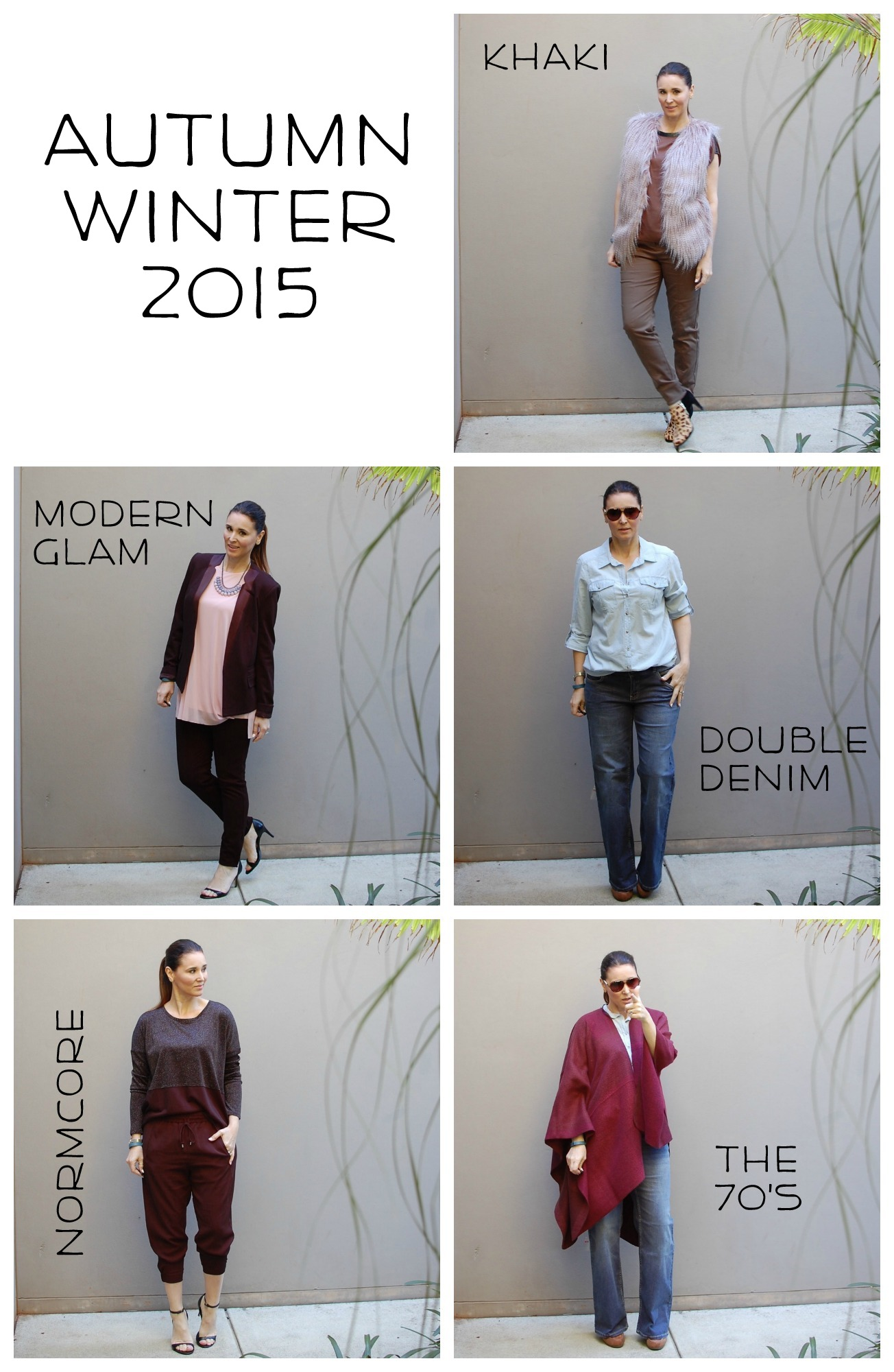 Autumn Winter Looks for 2015