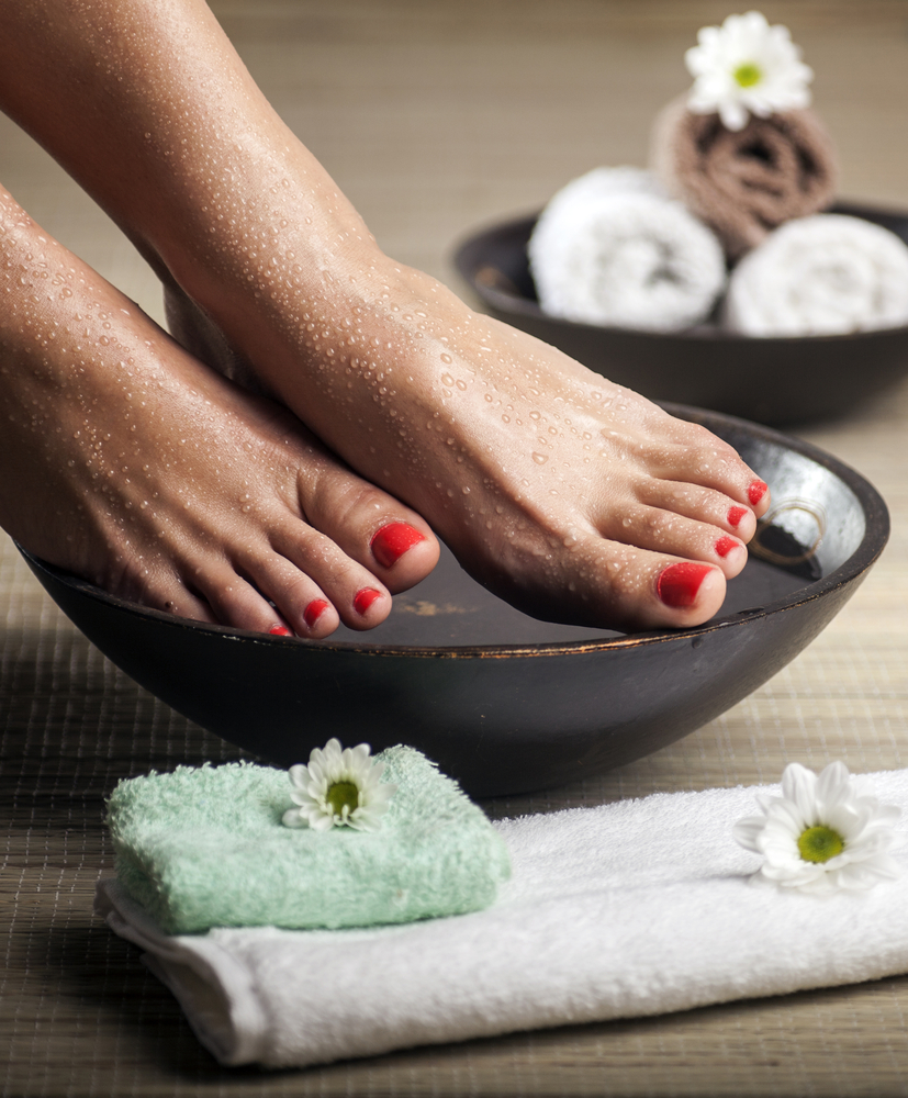 Bi-Carb Foot Soak Ingredients