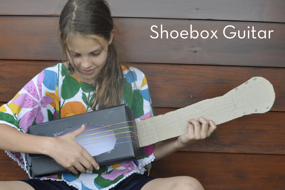 Shoebox Guitar