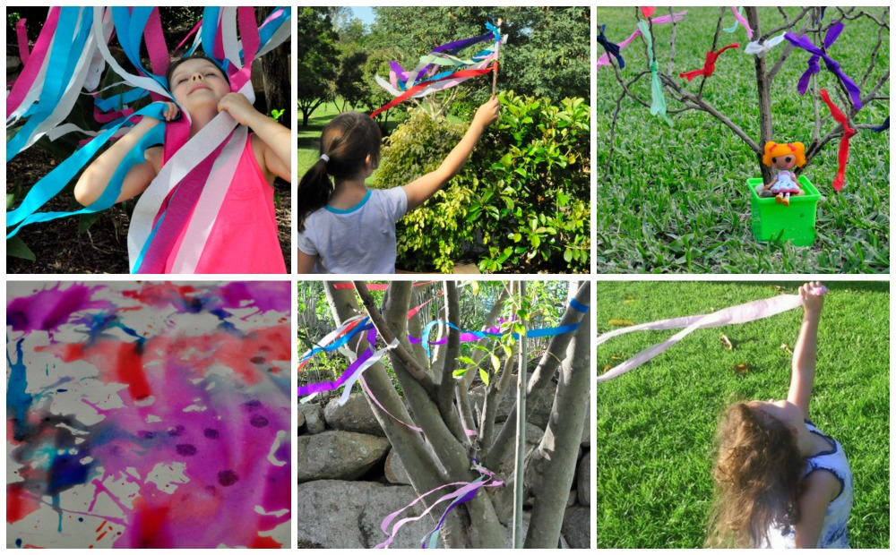 Fun with streamers