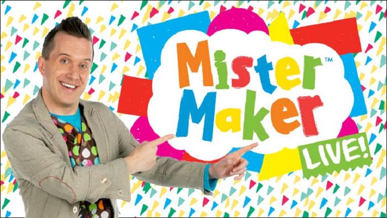 Mister Maker Live in Australia