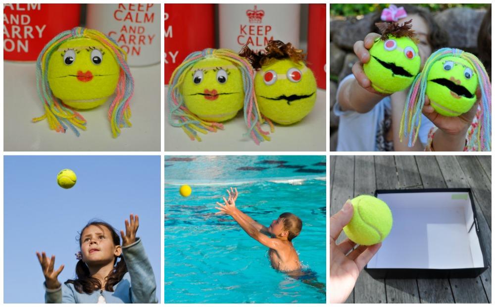 Tennis Ball Fun