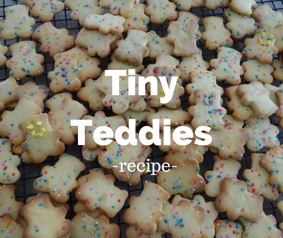 How to make your own tiny teddies