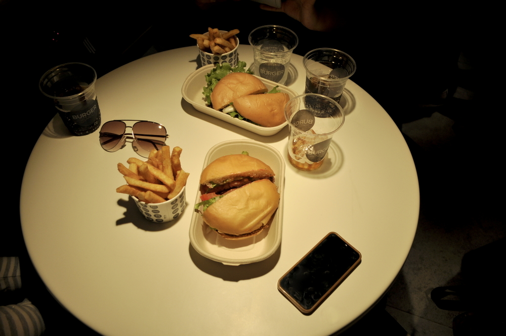 The Burger Project