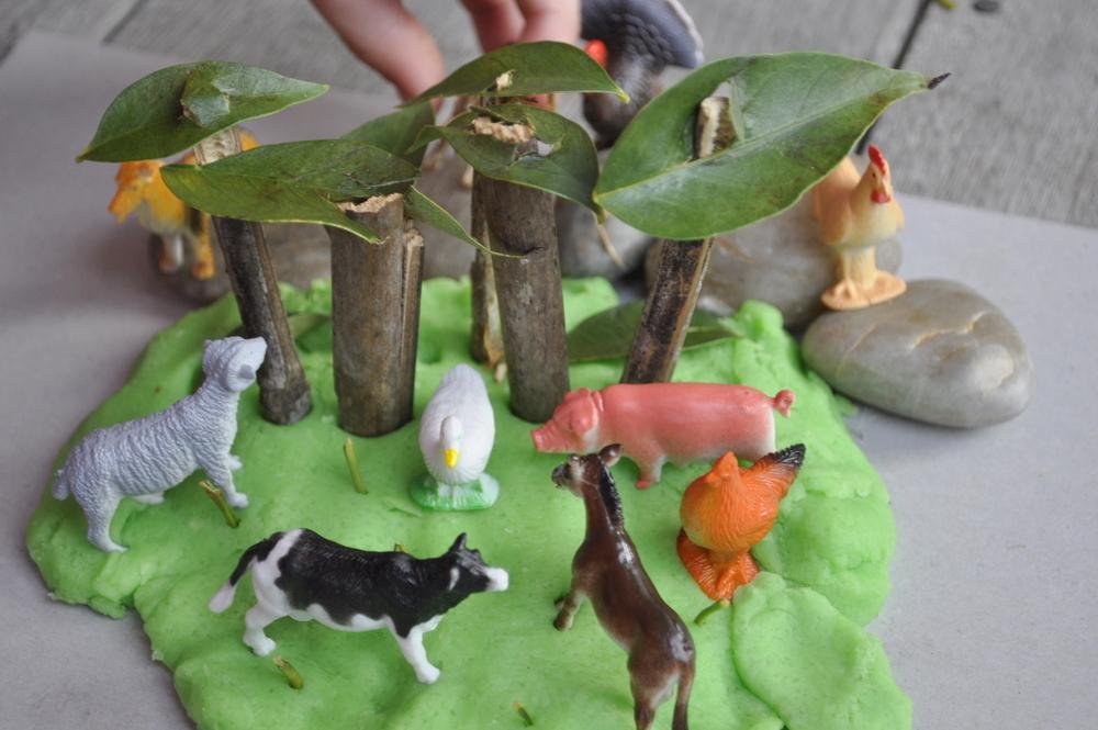 Play Dough Kit - Farm