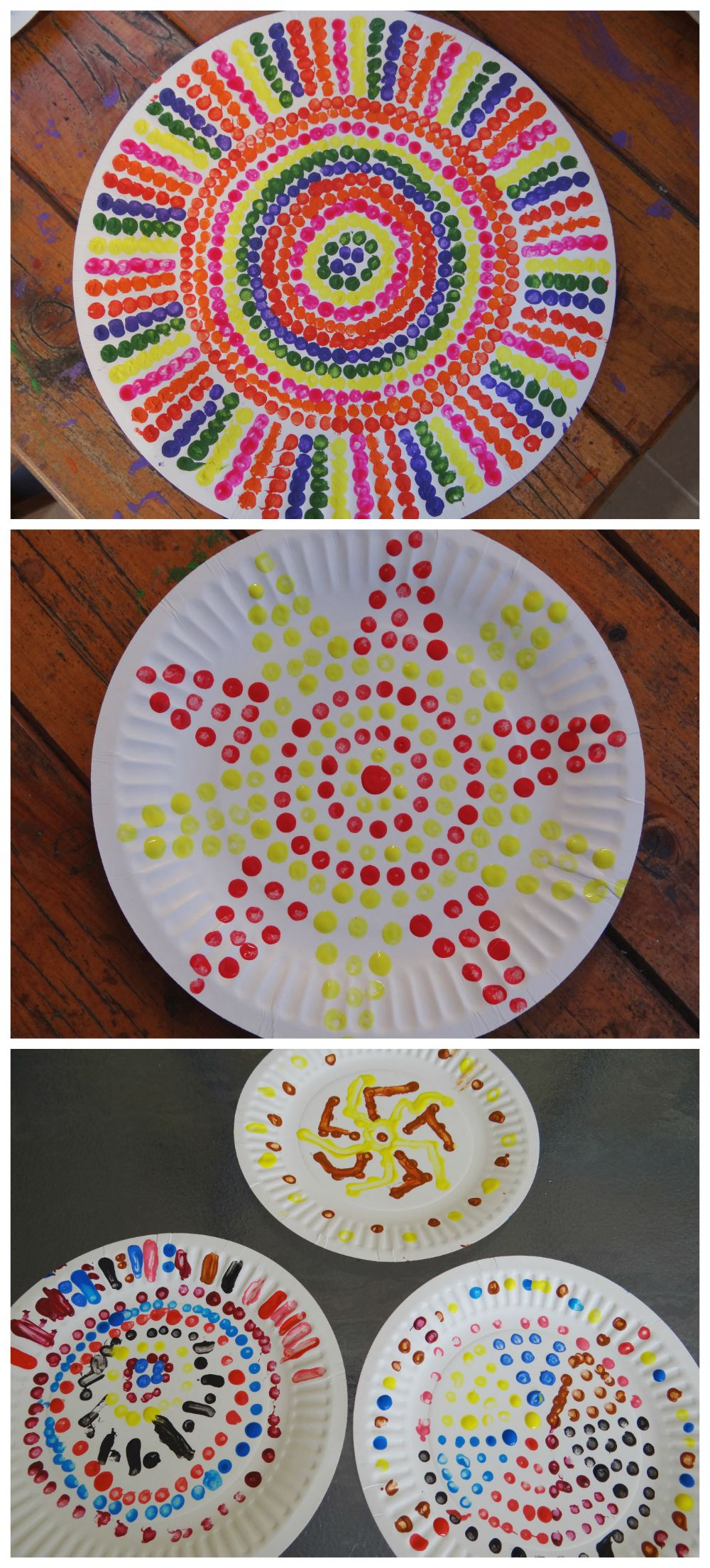 Dot painting be a fun mum Fun painting ideas for toddlers
