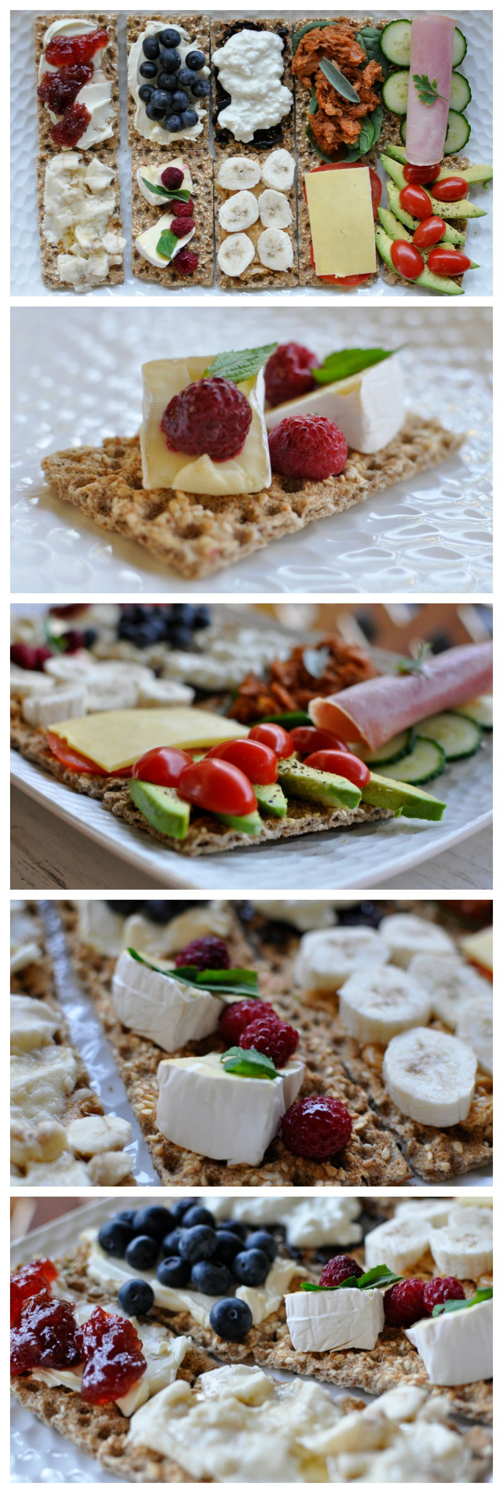 Favourite Cracker Toppings