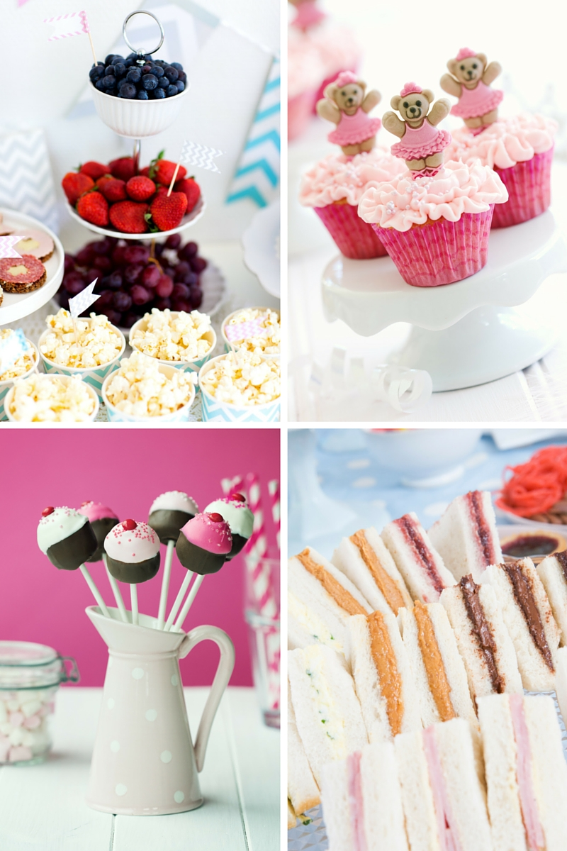 Kids Birthday Party Food Ideas
