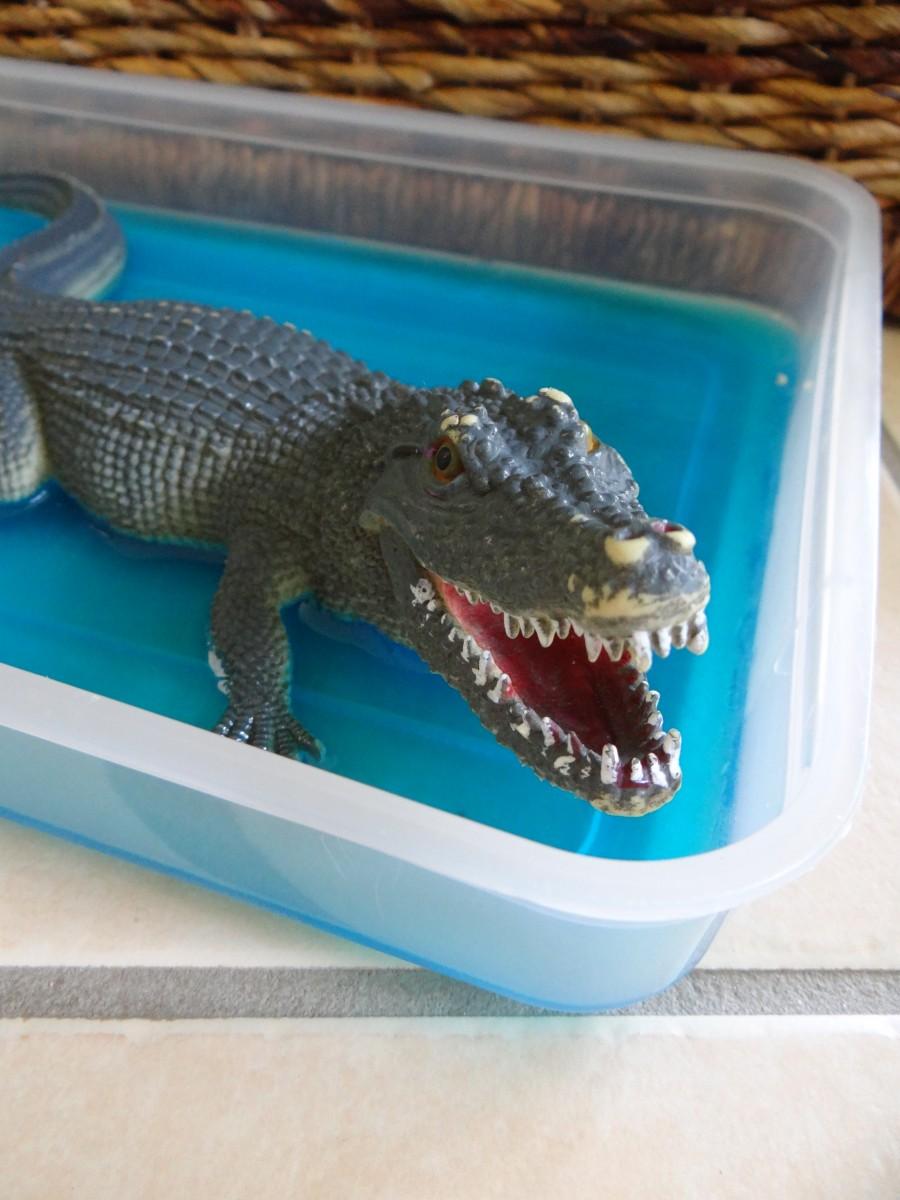 Jurassic World - Play Scene