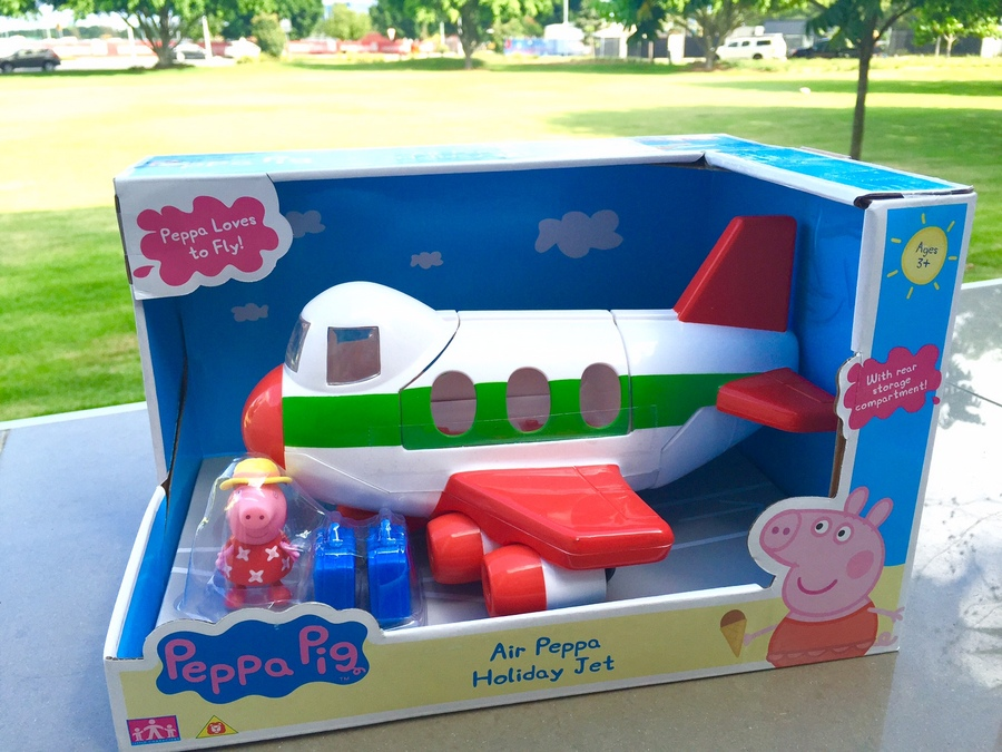 Peppa Pig Holiday Play Set