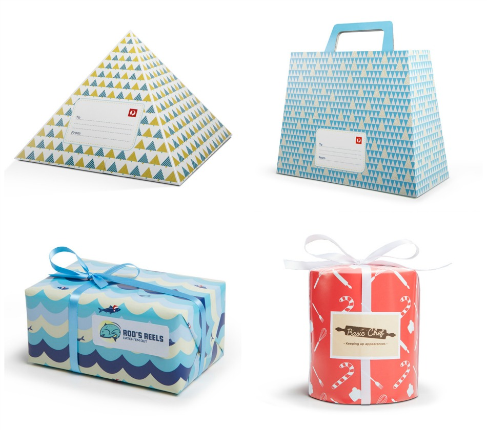 disguising gifts with Australia Post wrapping