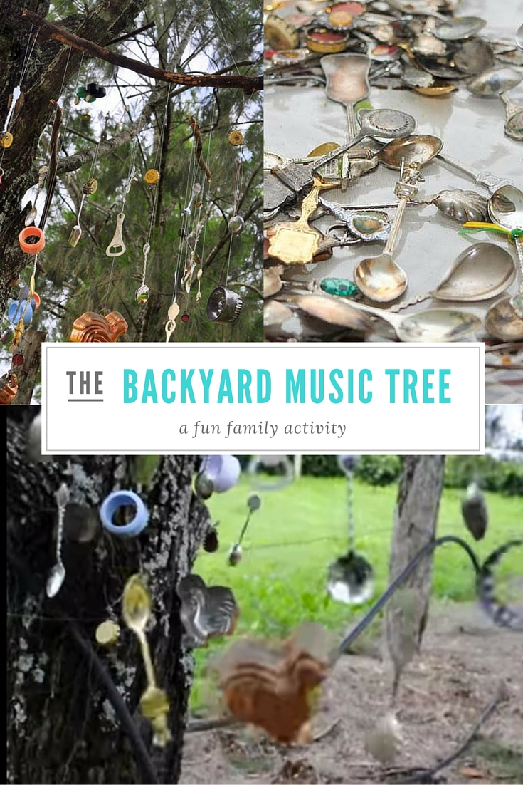 Family Fun Activity - The Music Tree