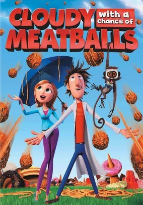 Cloudy With a Chance of Meatballs - Netflix