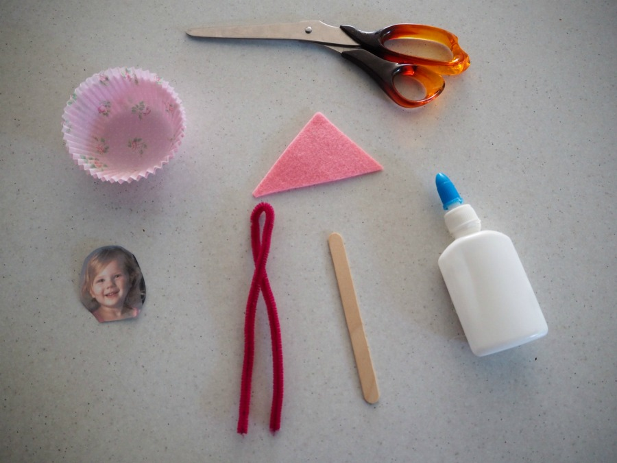 Materials Paddle Pop Stick Person Craft